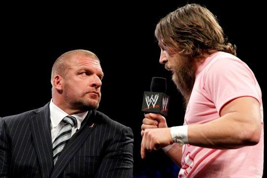 Daniel Bryan Must Face Triple H at Survivor Series