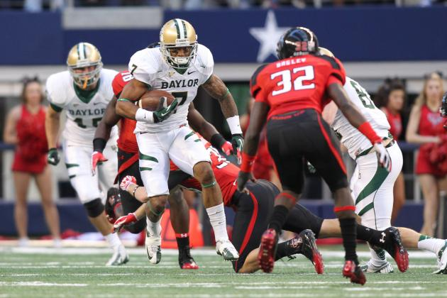 Big 12 Football: Baylor and Texas Tech's Rise to the Top of the Conference