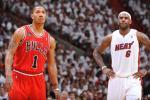 LeBron Has Big Praise for Derrick Rose