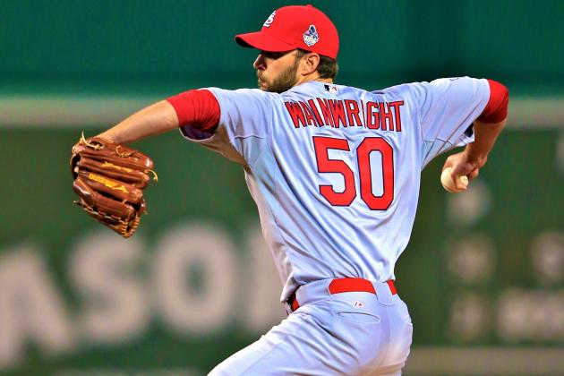 How Jon Lester, Adam Wainwright Match Up in World Series' Crucial Game 5