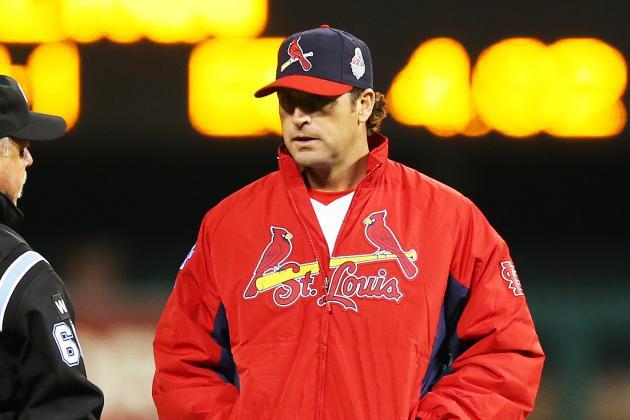 Cardinals' Bats Fall Short vs. Red Sox in World Series
