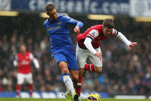Arsenal vs. Chelsea: Capital One Cup Odds, Preview and Prediction