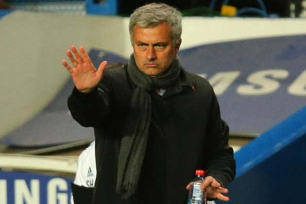 Jose Mourinho Apologises After Manuel Pellegrini Refused to Shake Hands