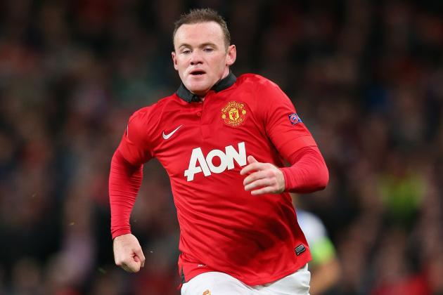 Wayne Rooney Bid Wayne Rooney Reportedly Lined Up by Chelsea for New January Transfer