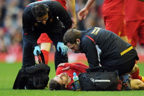 Inside Liverpool FC with Bleacher Report: Chris Morgan, Head of Physiotherapy