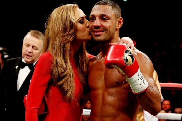 Kell Brook Lining Up Amir Khan Showdown at Manchester United's Ground