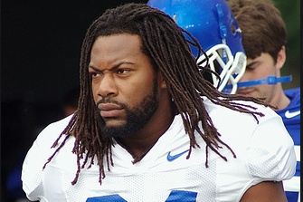 Brumbaugh Says Za'Darius Smith 'right Where He Should Be'