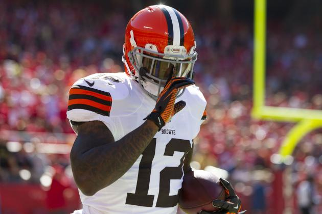 Receiver Josh Gordon Makes Final Case for Himself Before Trade Deadline