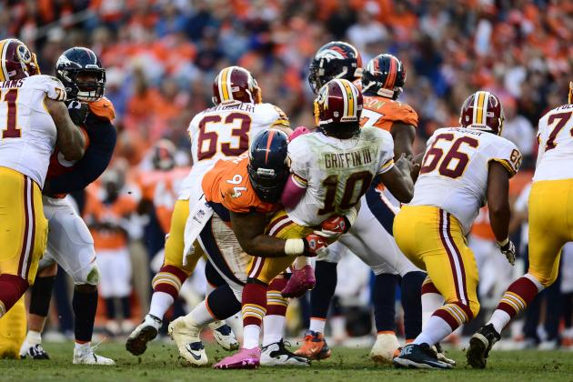 Redskins Lose to Broncos: Postgame Notes for Washington
