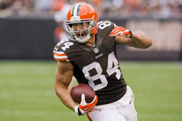 Browns Would Entertain Trade Offers for Tight End Jordan Cameron