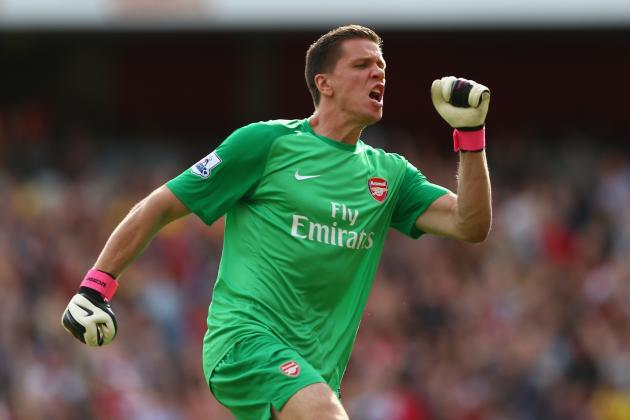 Wojciech Szczesny Is Finally Realising His Potential at Arsenal