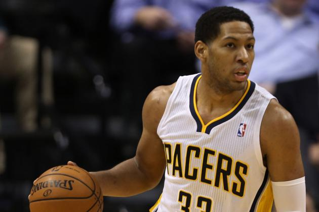 Danny Granger to Miss Three Weeks
