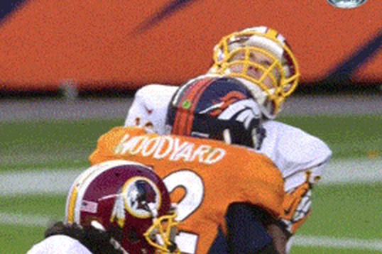 Kirk Cousins Takes Shot to Chin, Refs Completely Blow Helmet-to-Helmet Call