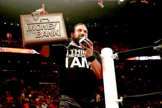 Damien Sandow Should Cash in the MITB Contract on Upcoming Raw