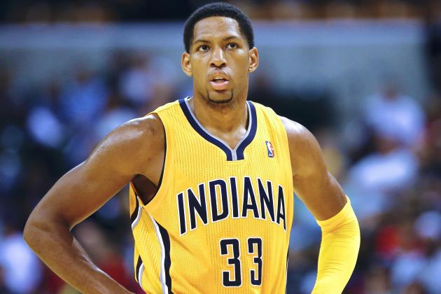 Danny Granger Injury: Updates on Pacers Star's Calf and Return