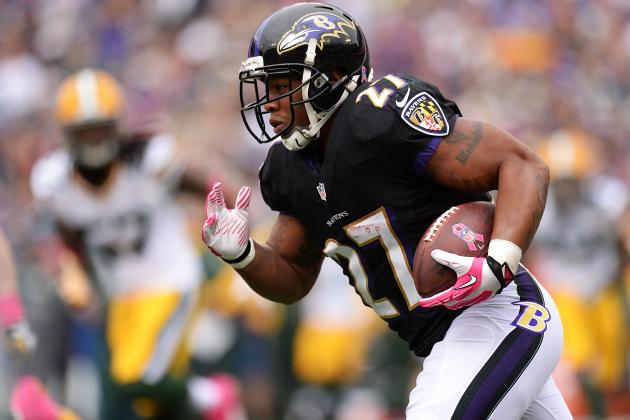 Ray Rice and Ravens Thrive After the Bye