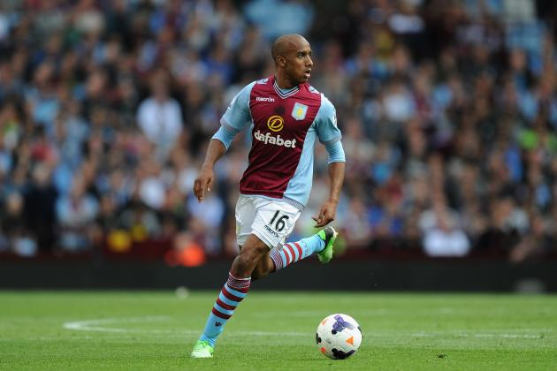 Fabian Delph Has Been Aston Villa's Star but England Call Would Be Too Soon