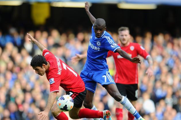 Ramires Denies Chelsea Exit Amid Reports of Transfer to Real Madrid
