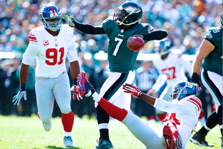 Why Michael Vick's NFL Career Is Over