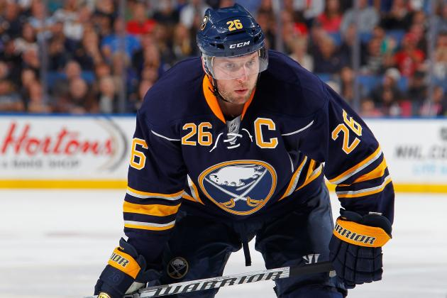 Islanders Gamble on Thomas Vanek; Sabres Play It Safe with Matt Moulson, Picks