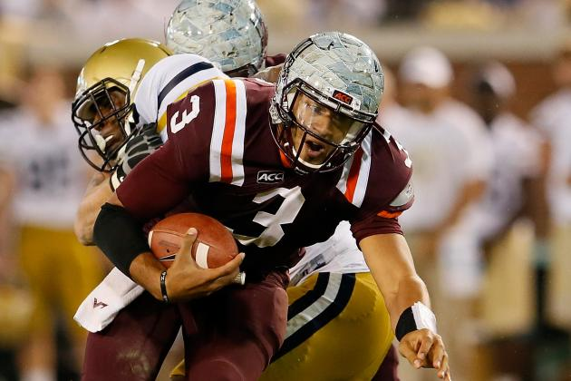College Football Picks: Virginia Tech at Boston College Odds and Predictions