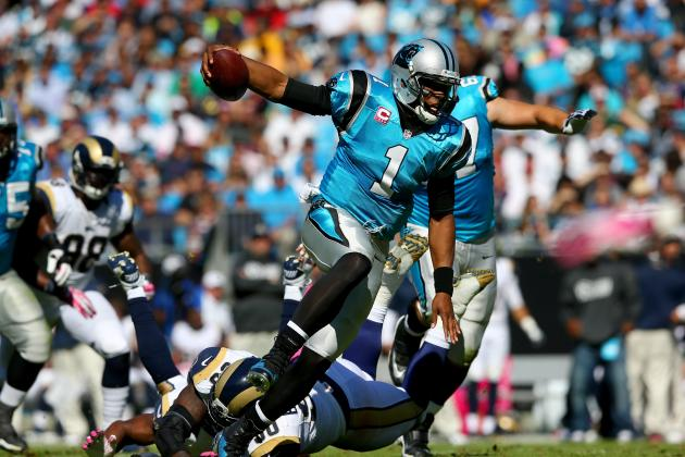 November Could Make or Break the Carolina Panthers Season