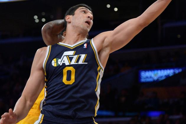 Report: Jazz to Exercise Options on Kanter, Burks