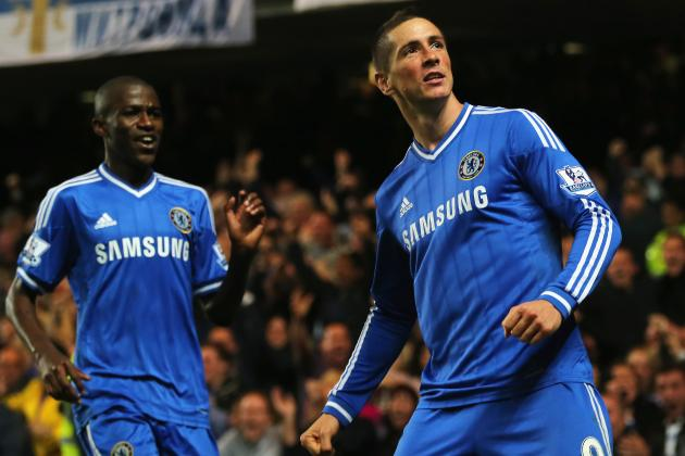 Chelsea Hero Fernando Torres: Detailed Analysis of His Performance vs Man City