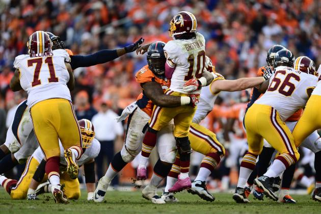 Has RGIII's Return Campaign Hit a Major Road Block?