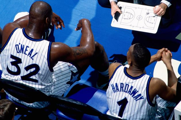 Magic to Honor Shaquille O'Neal and Penny Hardaway