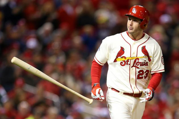 Unproductive Bottom of the Order Hurting Cardinals in World Series