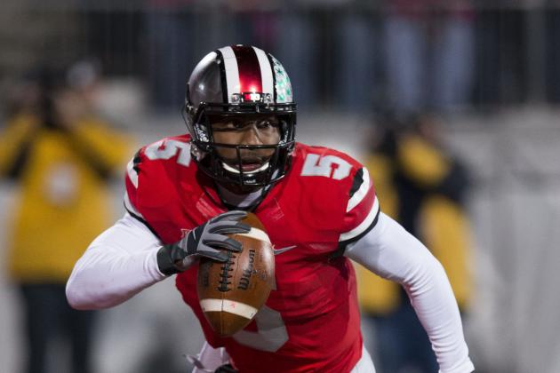 Braxton Miller Headlines Week 9's Big Ten Football Players of the Week