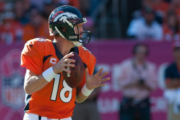 Peyton Has Two Ankle Sprains, Sources Say