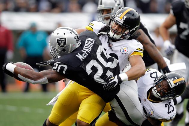 Grading the Steelers After a Deflating Loss