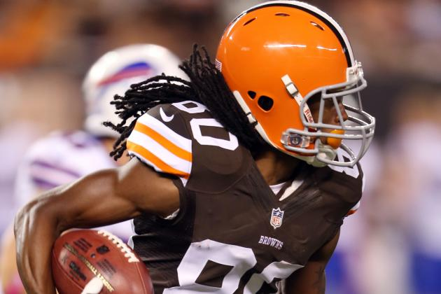 Browns Travis Benjamin tore his ACL
