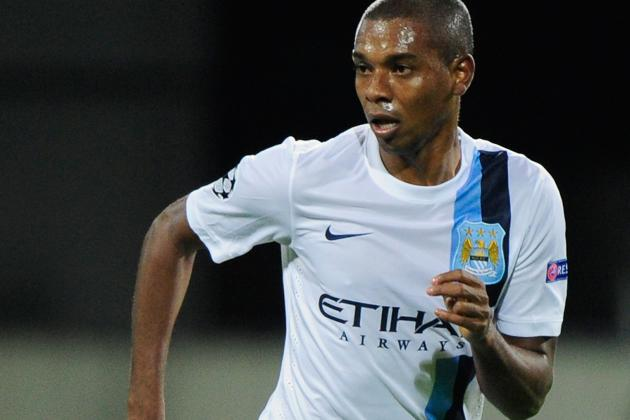 Complete Analysis of Fernandinho's Manchester City Role