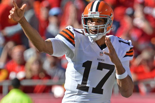 Jason Campbell Will Start for Cleveland Browns on Sunday vs. Baltimore Ravens