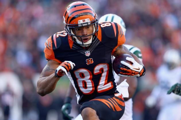 Marvin Jones' Updated 2013 Fantasy Outlook Heading into Week 9
