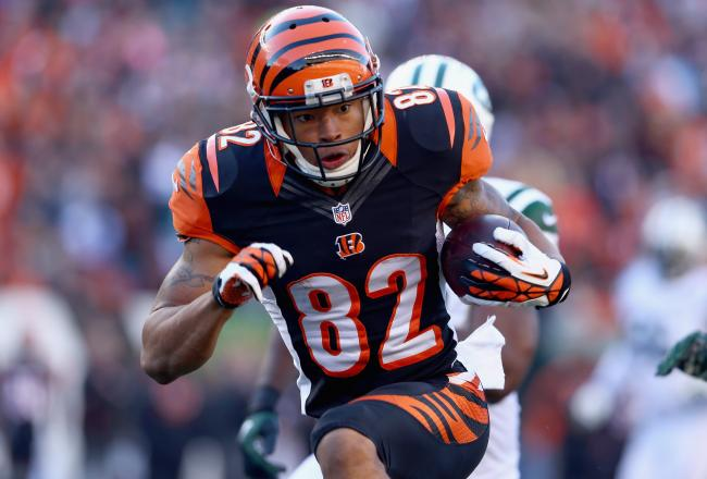 Top 100 Fantasy Football Players Of 2013 No. 93 Marvin Jones