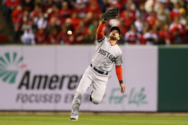 How Jacoby Ellsbury Can Still Go from World Series Goat to Hero