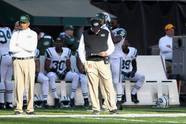 Why Week 8 Blowout Loss Proved Jets Have Problems on Offense and Defense