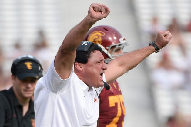 USC Faces Tough Test on the Road at Oregon State