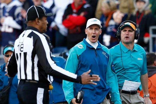 Dolphins vs. Patriots: Is the Illegal Batting Penalty Too Harsh?