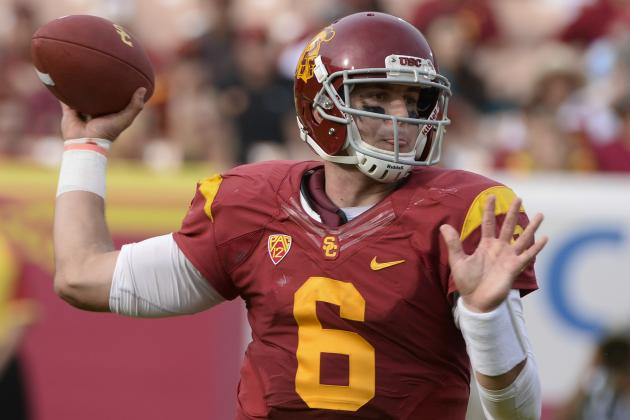 Cody Kessler Sore but Happy After Victory