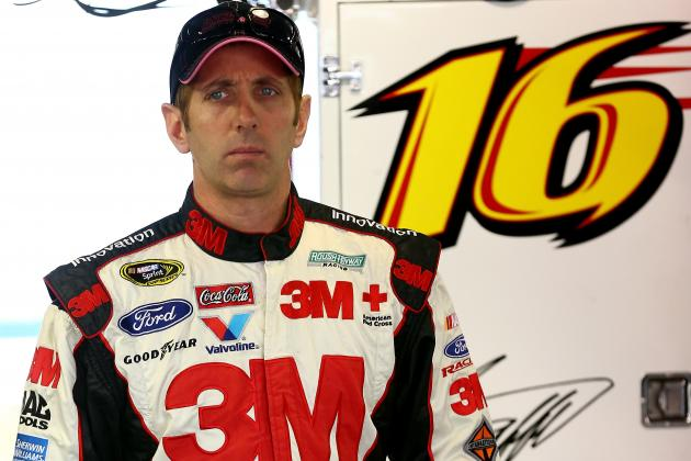 Greg Biffle Tweets Apology for Confrontation with Jimmie Johnson