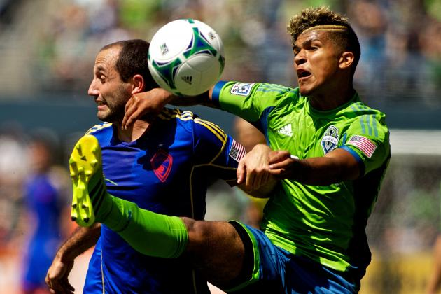 Seattle Sounders vs. Colorado Rapids: Complete MLS Knockout Round Preview
