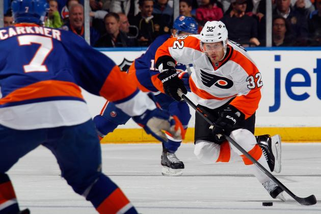 Flyers Notes: Streit Says Return to Nassau Coliseum 'Emotional'