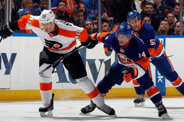 Lack of Power-Play Success Hampering Flyers