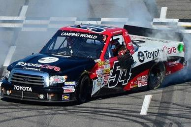 Darrell Wallace Jr. Had 'no Idea' of Magnitude of His Truck Series Win