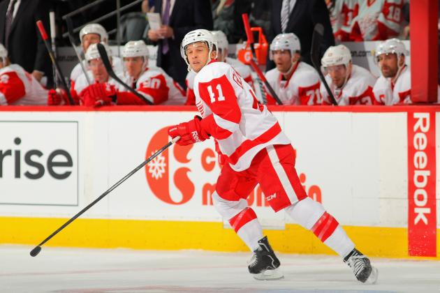Detroit Recalls Luke Glendening